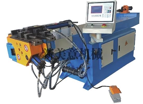 单头液压弯管机(DW-50NC)