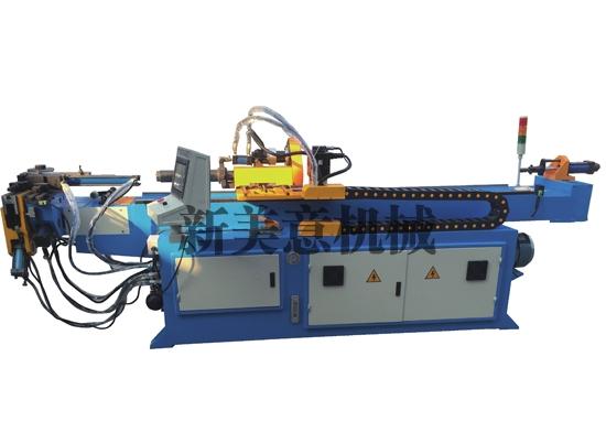 张家港全自动弯管机(DW-50CNC x 2A-1S)